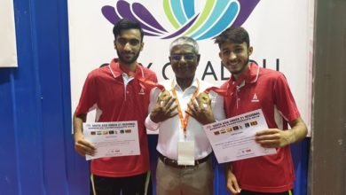 Photo of South Asia U-21 Badminton Championship: Pak Players Win Men's Double Event