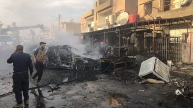 Photo of 4 Killed As Car Bomb Goes Off In Kurd Held Syrian Town
