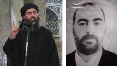 Photo of Baghdadi Killed in US Raid?