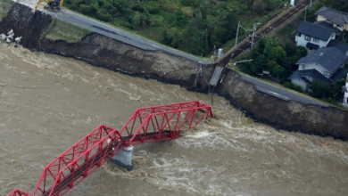 Photo of Typhoon Hagibis: Death Toll Rises To 56, Dozens Missing