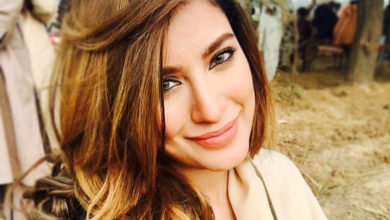 Photo of Mehwish Hayat Appointed As Goodwill Ambassador for Girls' Rights