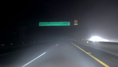 Photo of Karachi Braces For Siberian Thrust, Fog Grips Motorway