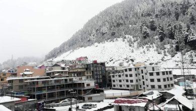 Photo of Snowfall: Tourists Stuck In Naran, Students In Leepa AJK