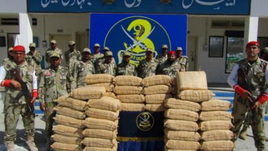 Photo of پاکستان کوسٹ گارڈز کی کارروائیاں، چرس اور افیون برآمد