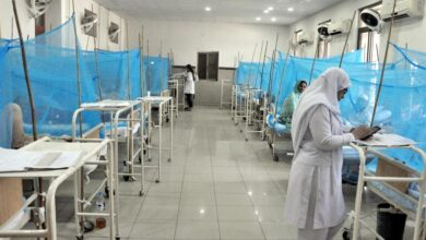 Photo of 15,521 Dengue Cases, 43 Deaths Reported This Year In Sindh