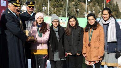 Photo of GB Ski Association Wins Saadia Khan Ski Cup