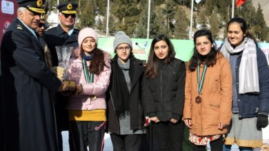Photo of GB Ski Association Wins Saadia Khan Ski Cup