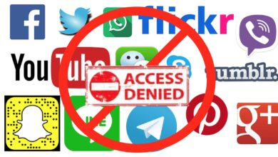 Photo of Indian Navy Bans Social Media For All Personnel