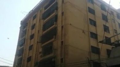 Photo of رنچھوڑلائن میں غیرقانونی تعمیر شدہ عمارت گرنے کا ذمہ دار سندھ بلڈنگ کنٹرول اتھارٹی قرار