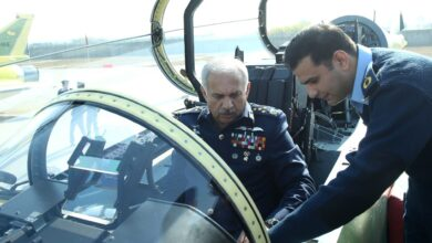 Photo of PAF Achieves Another Milestone As Dual Seat JF-17 Aircraft Rolled Out