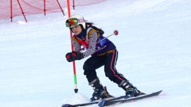 Photo of Saadia Khan Ski Cup Concludes At PAF Ski Resort, Naltar
