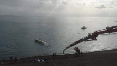 Photo of ترکی  میں کشتی ڈوبنے کا واقعہ، دو پاکستانیوں کے جاں بحق ہونے کی تصدیق