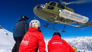 Photo of Heliski Expedition, Joint Venture Of Afiniti & ISPR Culminates At Shogran