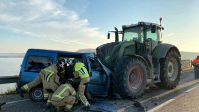 Photo of 3 Pakistanis Die In Spain Road Mishap