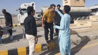 Photo of ایران سے کرونا وائرس کی  منتقلی کا خدشہ، پی ڈی ایم اے بلوچستان کی ٹیم تفتان روانہ