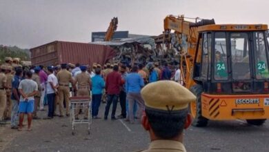 Photo of 21 Killed In India's Tamil Nadu Road Accident