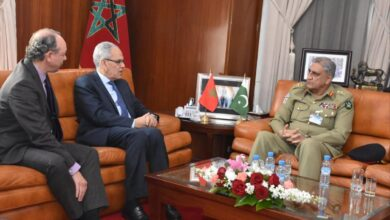 Photo of Army Chief Gen Bajwa Visits Morocco