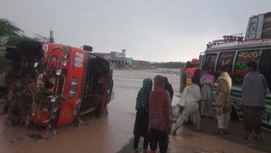 Photo of UPDATE: Flash Floods Sweep DG Khan's Sakhi Sarwar, 1 Killed, 6 Injured