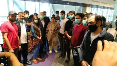 Photo of اپڈیٹ: بینکاک میں پھنسے پاکستانیوں کو لے کر خصوصی پرواز اسلام آباد  پہنچ گئی