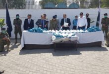 Photo of 100 Kg of Crystal Meth Worth Rs. 1.6 Billion Seized