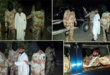 Photo of Uzair Baloch's Conviction By Military Court Challenged in SHC