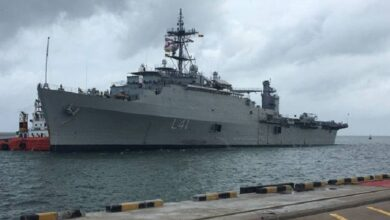 Photo of Indian Navy Prepares To Evacuate Citizens From Gulf States