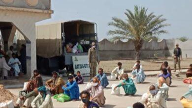 Photo of پاک بحریہ کی جانب سے ملک کے مختلف علاقوں میں امدادی سرگرمیاں، متاثرہ خاندانوں کی معاونت جاری