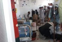 Photo of 10 Killed, 8 Injured In Afghanistan's Takhar Seminary Explosion