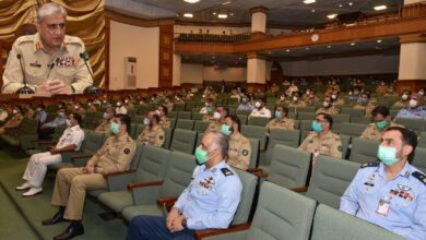 Photo of Army Chief Visits NDU