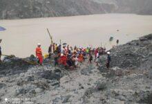 Photo of Myanmar Jade Mine Landslide: Death Toll Rises to 172