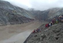 Photo of 50 Killed, Hundreds Missing In Myanmar Jade Mine Landslide