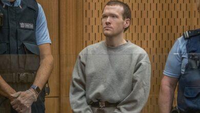Photo of NZ: Australian Terrorist Sentenced To Life Imprisonment For Killing 52 Muslims