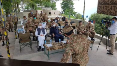 Photo of Foreign, Defense Ministers, National Security Special Assistant Visit LoC