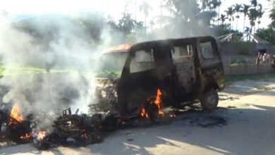 Photo of Communal Clashes In India's Assam Over Bhoomi Pujan Celebrations, Curfew Clamped