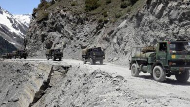 Photo of Chinese, Indian Forces Clash Again At Ladakh
