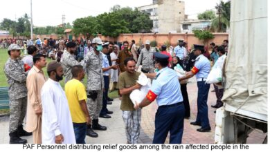 Photo of PAF Joins Rescue & Relief Operation for Flood Affectees