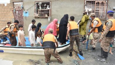 Photo of Pakistan Army Continues Relief & Rescue Operation in Karachi