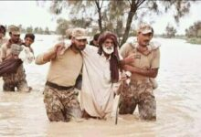 Photo of Navy Joins Army In Sindh, Balochistan Relief & Rescue Operations