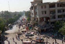 Photo of 5 Dead, 20 Injured In Karachi Gulshan-e-Iqbal Blast