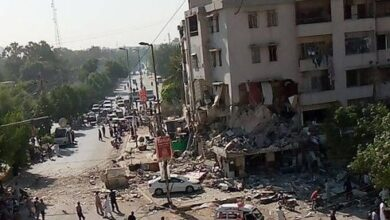 Photo of 5 Dead, 20 Injured In Karachi Gulshan-e-Iqbal Blast