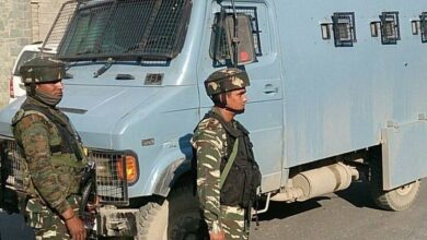 Photo of Occupied Kashmir: 2 CRPF Personnel Killed, 3 Injured In Attack by Freedom Fighters