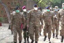 Photo of Army Chief Gen Bajwa Visits LoC