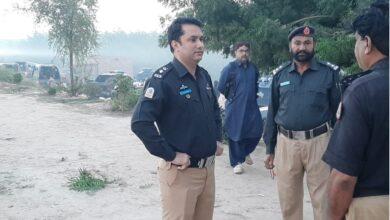 Photo of 7 Dacoits Killed In Larkana's Kacha Operation