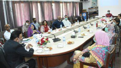 Photo of Societies Not Encouraging Research & Development Fail To Grow: VC Karachi Varsity