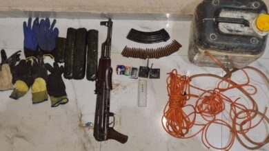 Photo of Terror Plot Foiled: 3 BLA Terrorists Arrested Near Balochistan's Khuzdar