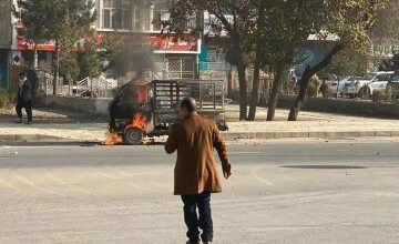 Photo of 8 Killed, Several Injured in Multiple Rocket Attacks Across Kabul