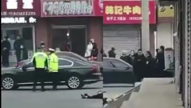 Photo of 7 Stabbed to Death In Northeastern China
