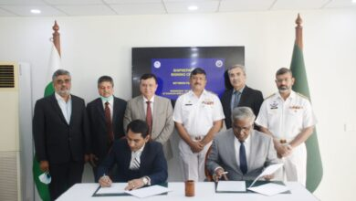 Photo of Port Qasim Authority Signs MoU With Karachi Shipyard
