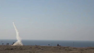 Photo of پاک بحریہ کی ایئر ڈیفنس یونٹس کا زمین سے فضا میں مار کرنے والے میزائلز کی فائرنگ کا کامیاب مظاہرہ