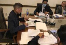 Photo of DG FIA in Karachi, Gets Briefing on Sindh & Balochistan Investigations